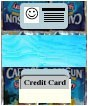 Juice Pouch Checkbook Cover 10