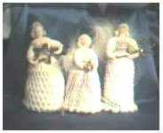Crocheted Angels