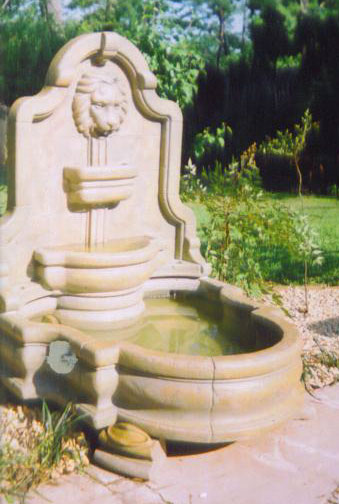 Fountain and Garden photos