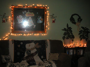 Jennifer's Indoor Decorations