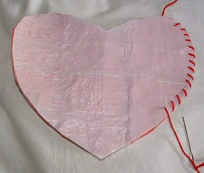 Fused Heart Craft