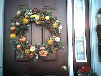 Fruit Wreath