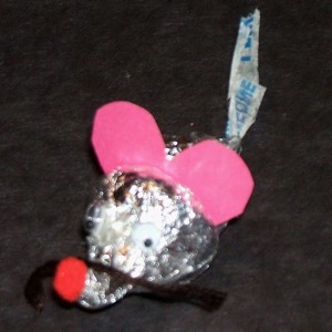 Craft Project: Hershey Kiss Valentine Treats