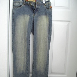 Vinegar Jeans Dye