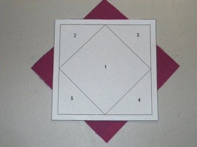 Paper Foundation Piecing Instructions - GENERATIONS Quilt Patterns