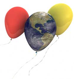 Plan a Party for Earth Day