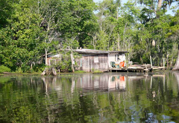 Home Sweet Home on the Blind River