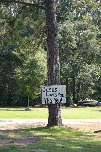 Jesus Loves You, Yes You